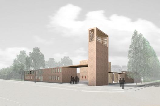 Architekt Leverkusen martini architekten bda gemeindezentrum leverkusen rheindorf