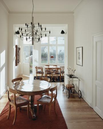 esszimmer altbau. Black Bedroom Furniture Sets. Home Design Ideas